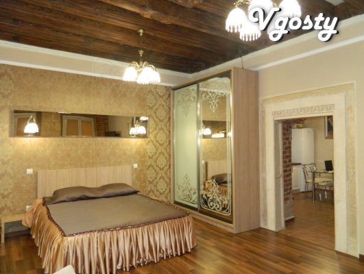 Apartments on Rynok - Apartments for daily rent from owners - Vgosty