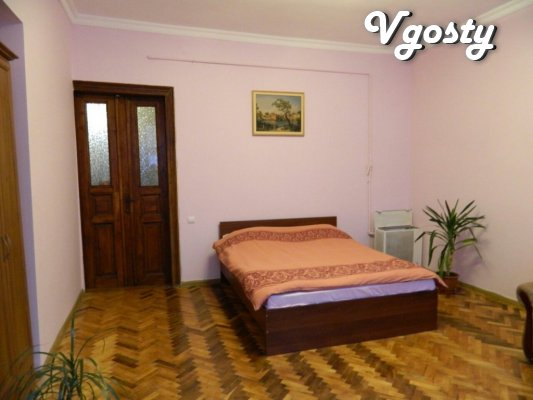 Apartment in the downtown medical school - Apartments for daily rent from owners - Vgosty