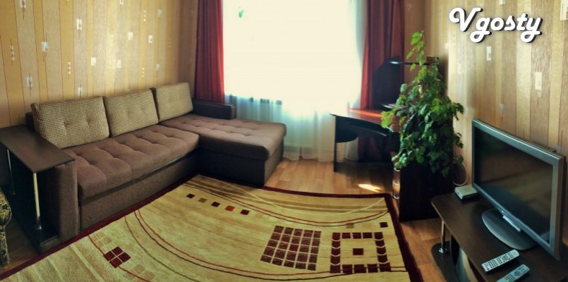One-bedroom apartment in the Center area - Apartments for daily rent from owners - Vgosty