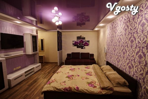 Cozy studio renovated in the center of Mariupol - Apartments for daily rent from owners - Vgosty