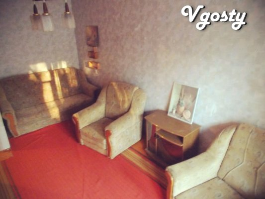 2h.komn Rent Apartment for rent, hourly in the center of goroda.Ne exp - Apartments for daily rent from owners - Vgosty
