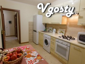 New, cozy apartment in the railway station area - Apartments for daily rent from owners - Vgosty
