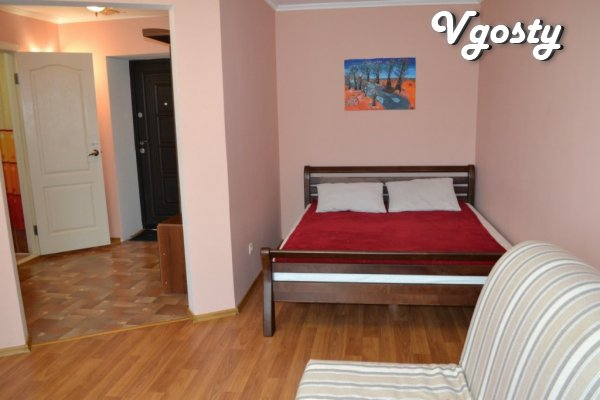 City center. New apartment - Apartments for daily rent from owners - Vgosty