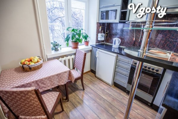 Centre. Comfortable apartment. Owner - Apartments for daily rent from owners - Vgosty