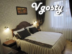 VILLA EXCLUSIVE - Apartments for daily rent from owners - Vgosty
