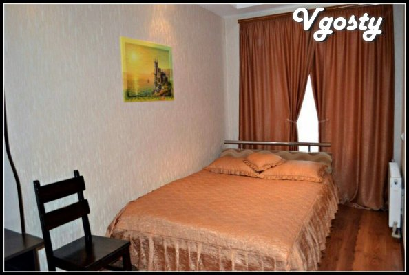 Rent an apartment hourly Nezhin, st Gogol 1,1a - Apartments for daily rent from owners - Vgosty