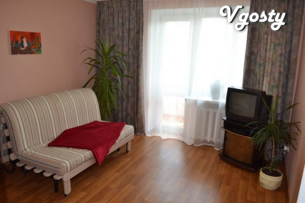 Nova apartment in the very centers - Apartments for daily rent from owners - Vgosty