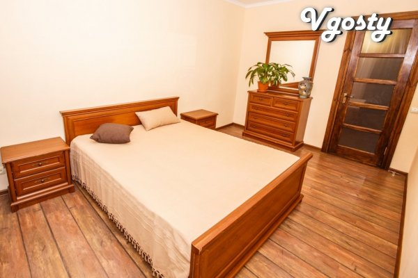 Cozy apartment in the center of the city. Without intermediaries - Apartments for daily rent from owners - Vgosty