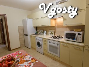 Comfortable, new apartment - Apartments for daily rent from owners - Vgosty