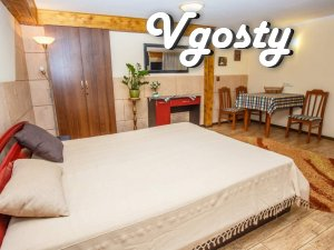 Studio apartment.From the owner - Apartments for daily rent from owners - Vgosty