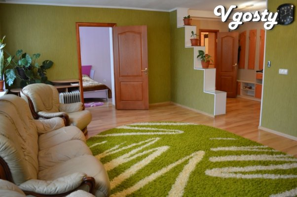 Comfortable apartment. Quiet, peaceful area - Apartments for daily rent from owners - Vgosty