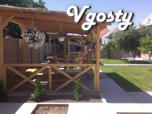 House near thermal pools - Apartments for daily rent from owners - Vgosty