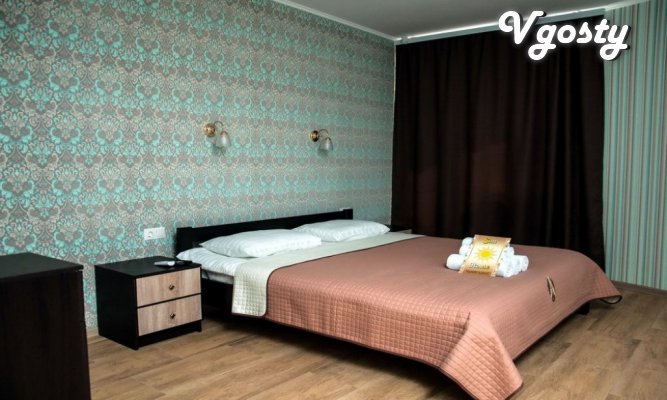 Sun House - Rooms Suite by the sea, Embankment - Apartments for daily rent from owners - Vgosty