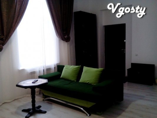 Wonderful and cozy studio apartment for 4 people - Apartments for daily rent from owners - Vgosty