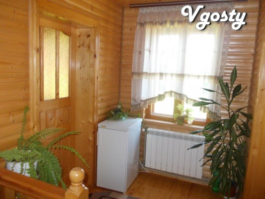 Cozy vacation in the Carpathians in Yaremche - Apartments for daily rent from owners - Vgosty