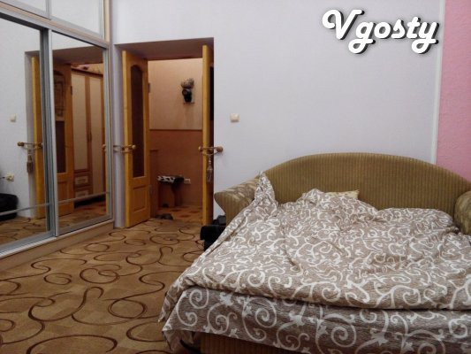 Apartment for daily rent Chernivtsi railway station - Apartments for daily rent from owners - Vgosty