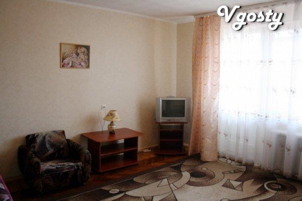 Квартира в Киеве посуточно , почасово. - Apartments for daily rent from owners - Vgosty