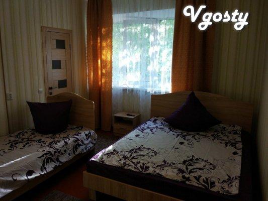 Кімнати в приватному будинку без господарів після капітального ремонту - Квартири подобово без посередників - Vgosty