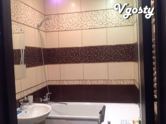 Stylish 2 bedroom apartment near the pump room - Apartments for daily rent from owners - Vgosty