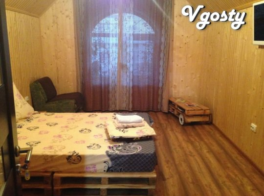 House on a turn-key basis, close to all amenities - Apartments for daily rent from owners - Vgosty