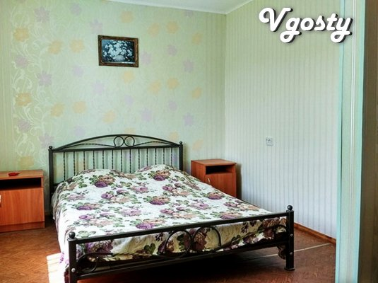 Rest with comfort 'AT LIEPAI', 3 min. to the sea - Apartments for daily rent from owners - Vgosty