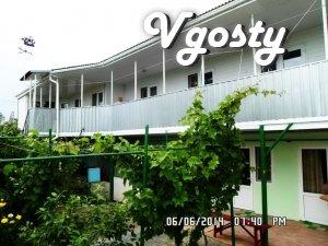 Номера недорого, 5 мин. до моря (3-й пляж) - Appartamenti in affitto dal proprietario - Vgosty