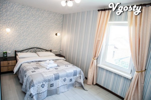 Hotel by the sea RELAKS-TIME, 3rd beach, Slobodka - Apartments for daily rent from owners - Vgosty