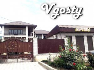 New rooms Luxury (European style) next to the sea! - Apartments for daily rent from owners - Vgosty