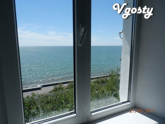 Apartment overlooking the sea. Seafront. Its. - Apartments for daily rent from owners - Vgosty