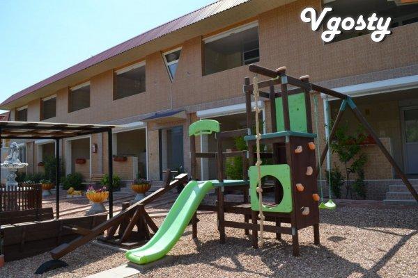 Достойный и комфортный отдых в Крыму - Apartments for daily rent from owners - Vgosty