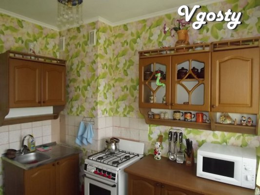 REST IN MIRGOROD. - Apartments for daily rent from owners - Vgosty