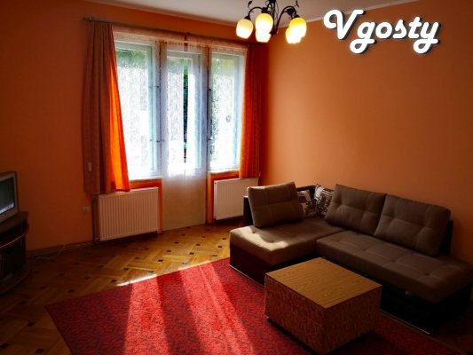Комфортная квартира с террасой - Apartments for daily rent from owners - Vgosty