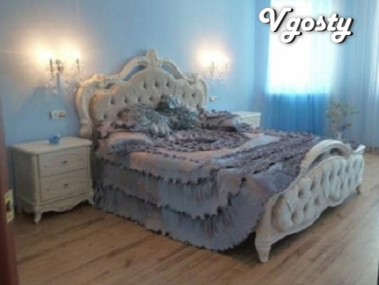 2k VIP sea, to-0%, accounting documents 3 c., Sea (Ilyichevsk) - Apartments for daily rent from owners - Vgosty