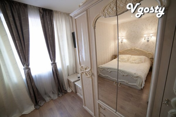 3 VIP to the sea, to-0%, accounting documents 3 c., Sea (Ilyichevsk) - Apartments for daily rent from owners - Vgosty