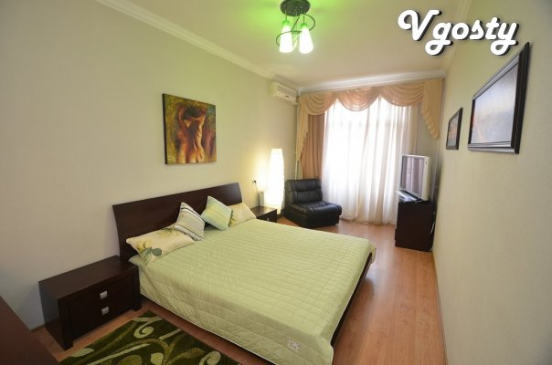 Daily Apartment-Lux in the heart of the city in the cathedral! - Apartments for daily rent from owners - Vgosty