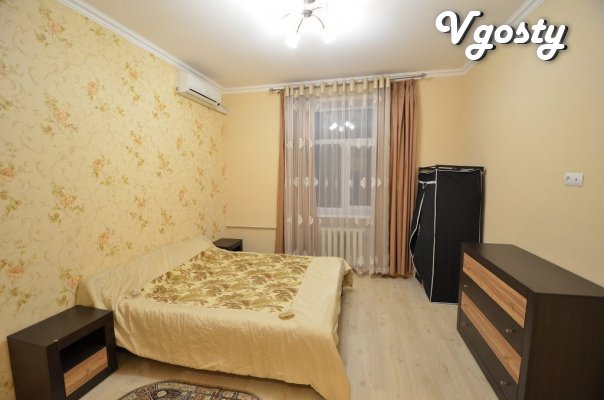 Daily rental cozy two-bedroom apartment in the center at the Cathedral - Apartments for daily rent from owners - Vgosty