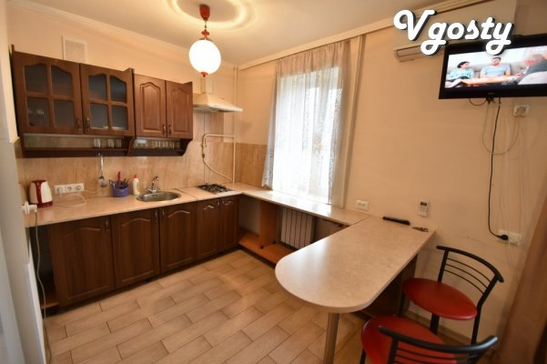 Daily, cozy studio in the center of the garden! - Apartments for daily rent from owners - Vgosty