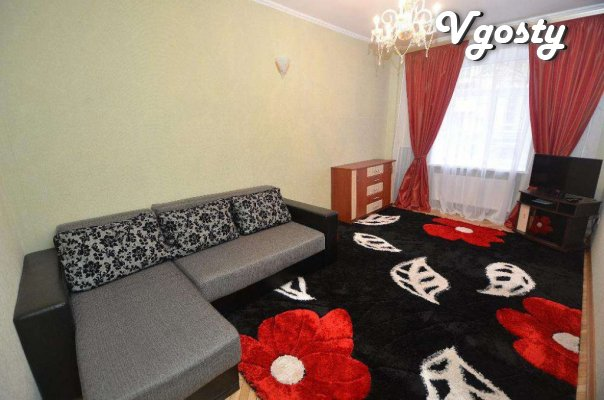 Daily wonderful one-bedroom apartment at the Cathedral! - Apartments for daily rent from owners - Vgosty