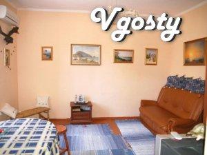 2-х кімн кв-ра у Воронцовському парку - Квартири подобово без посередників - Vgosty