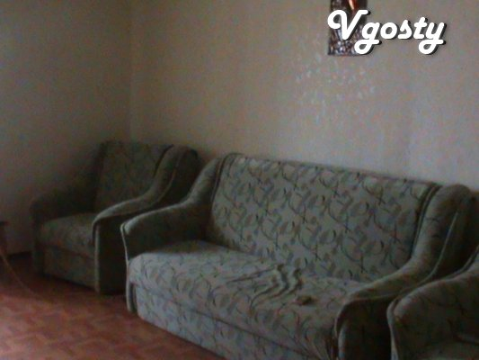I rent the first apartment in Alushta - Apartments for daily rent from owners - Vgosty