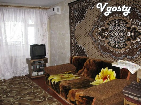 Not expensive apartment in the Little Lighthouse Alushta - Apartments for daily rent from owners - Vgosty