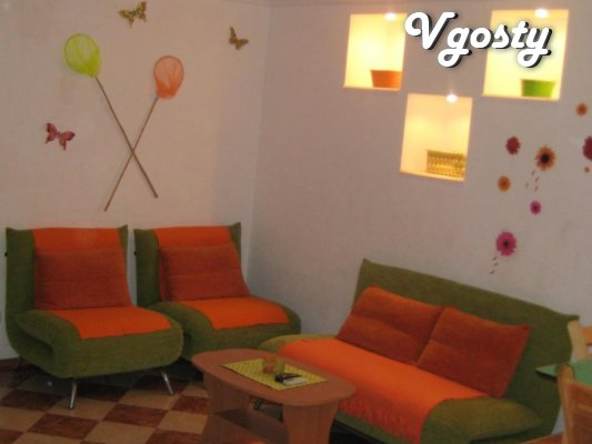 apartment with separate entrance and patio - Apartments for daily rent from owners - Vgosty