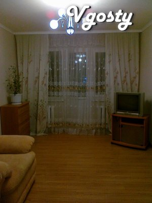 1-bedroom apartment from the owner to the provision of documents - Apartments for daily rent from owners - Vgosty