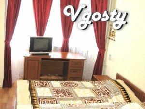 Здаю 1к.квартіра у моря центр - Квартири подобово без посередників - Vgosty