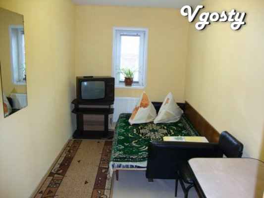 Rent 1,2,3,4 's sites. Room for rent, Borispol, near airport, 70gr - Apartments for daily rent from owners - Vgosty