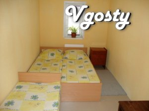 1,2,3,4-looking seats. Room for rent, Borispol, near Airport, 70grn - Apartments for daily rent from owners - Vgosty