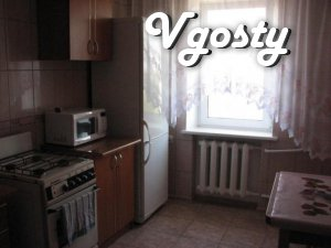 Rent one 3-N KVARTIRUV Boryspil - Apartments for daily rent from owners - Vgosty