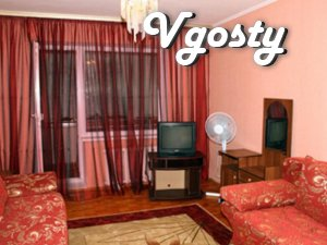 Daily rent near the airport Borispol - Apartments for daily rent from owners - Vgosty