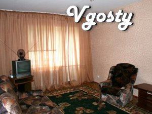 Daily 2-com. quarter. in Borispol. - Apartments for daily rent from owners - Vgosty