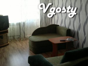 Apartment 1 room opposite the main market - Apartments for daily rent from owners - Vgosty